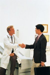 How to Become a Medical Sales Representative