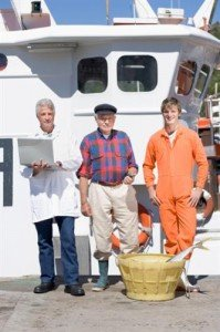 How to Become a Fisherman or Fishing Worker