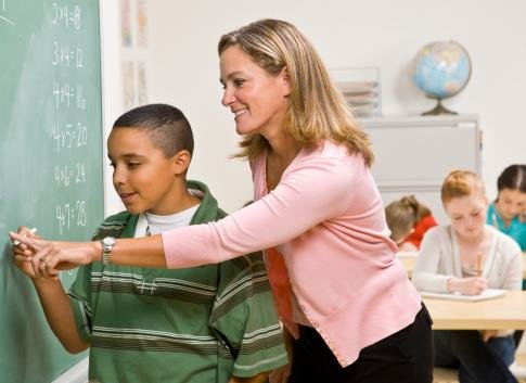 What is the process of becoming a school teacher?