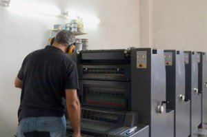 How to Become a Printing Worker