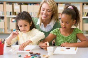 How to Become an Elementary School Art Teacher | Web College Search